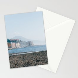 Napoli from Sea Stationery Cards
