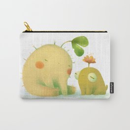Taro and Mori Mori Carry-All Pouch
