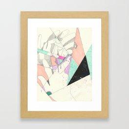 Cosmos Framed Art Print