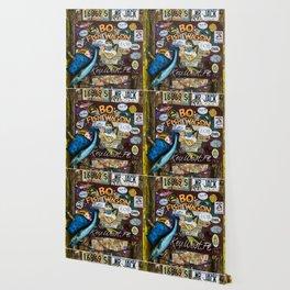 B.O's Fish Wagon Wallpaper
