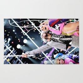 Miley and Wayne Rug