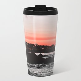 The red ink seems to be leaking again. Travel Mug