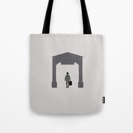 Dickinson Metal Works (DEAD MAN) Tote Bag