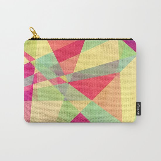 Summer Abstract Carry-All Pouch
