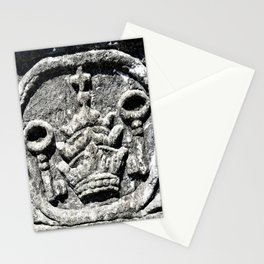 Ancient Church Carvings Stationery Cards