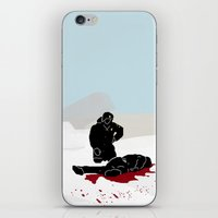 fargo iPhone & iPod Skins featuring Fargo by Dayle Kornely