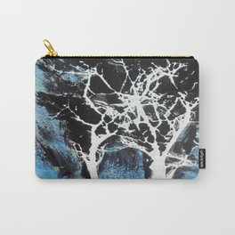 Midnight Trees Carry-All Pouch