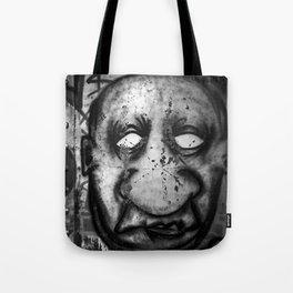empty eyes Tote Bag