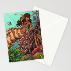 Tropical Beauty Stationery Cards