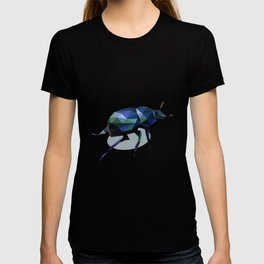 Low Poly Beetle T-shirt