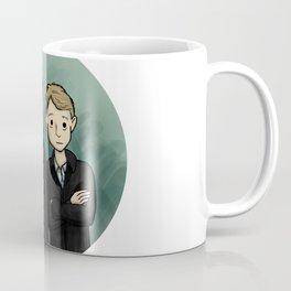 Sherlock & Watson Coffee Mug