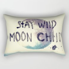 stay wild Rectangular Pillow