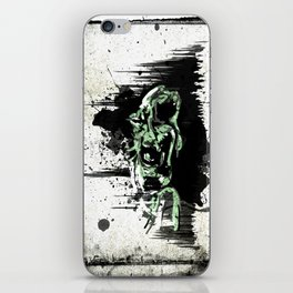 Sanity Escapes Me iPhone Skin