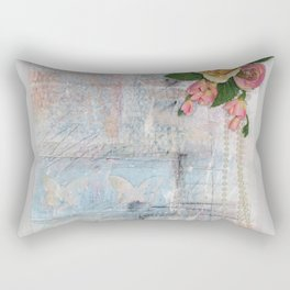 Only A memory No. 20 by Kathy Morton Stanion Rectangular Pillow