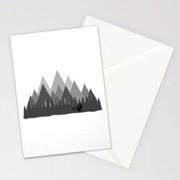 MTB Trailz Stationery Cards