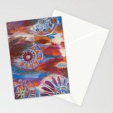 Abstract Mandalas Stationery Cards