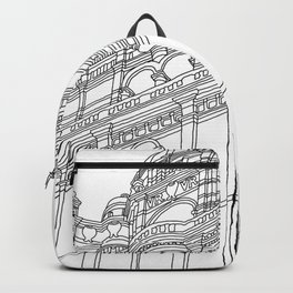 London Queen's Tower Backpack