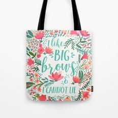 Big Brows – Juicy Palette Tote Bag