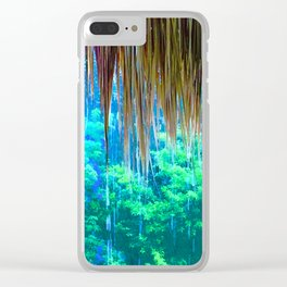 343 - Rainy day inside Clear iPhone Case