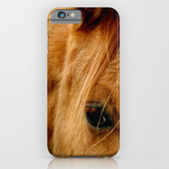 """""""a horse of a different color"""" iPhone & iPod Case"""