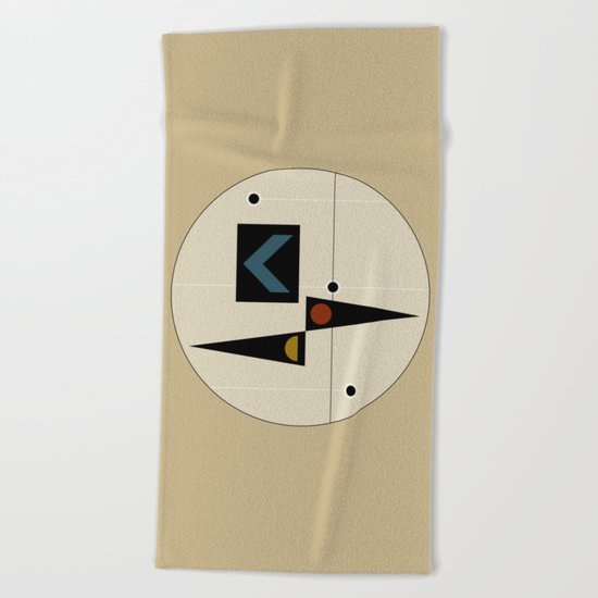 PJO/87 Beach Towel