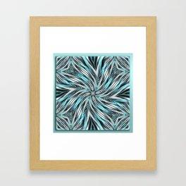 Flexible thinking Framed Art Print