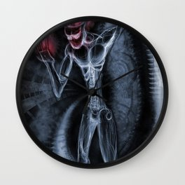 IN SPECT Wall Clock
