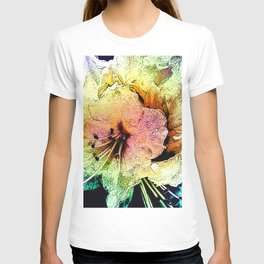 Painted Himalayan Rhodo T-shirt