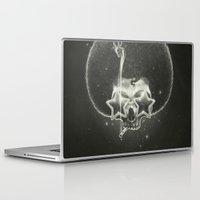 sagan Laptop & iPad Skins featuring Mr. Stardust by Dr. Lukas Brezak