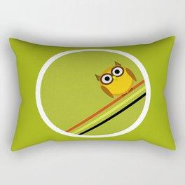 Sideways Rectangular Pillow