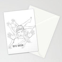 Cara Deleflyaway Stationery Cards