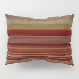 Textured Stripe Pattern #2 Pillow Sham