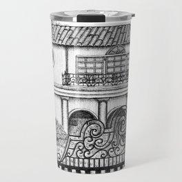 Bel Air Mansion Travel Mug