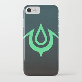 Mark of the Exalt iPhone Case