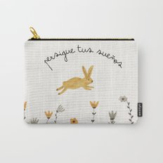bunny dreams Carry-All Pouch