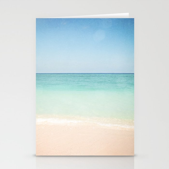Seven Mile Beach Stationery Cards