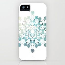 Mandal iPhone Case