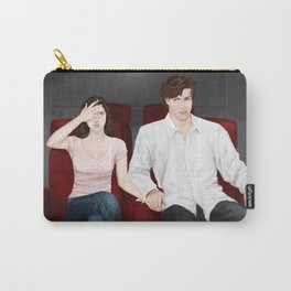 viewing valentines Carry-All Pouch