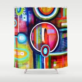 Focus série 'TDAH' Shower Curtain