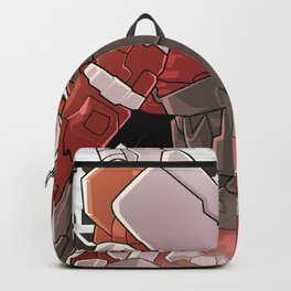 Gundam Astray Red Frame Backpack