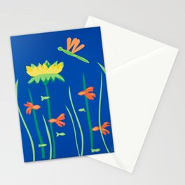 Shallows with Dragonfly Stationery Cards