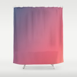 Orchid Bouquet - Gradients are the new colors Shower Curtain
