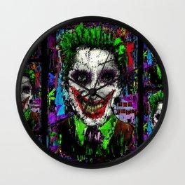 The Original Joker Wall Clock