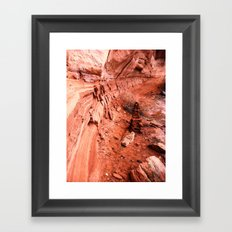 The Way Framed Art Print