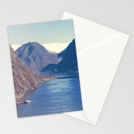 Sognefjord I Stationery Cards