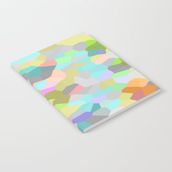 Crystallize 9 Notebook