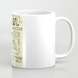 Obsession can be an obsession Coffee Mug