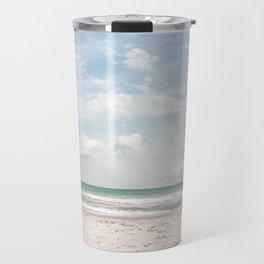 A Beautiful Beach - Outer Banks of North Carolina 2 - Photography Travel Mug