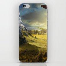 Rock Peak XIX iPhone Skin