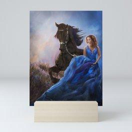 Lady Sarah's Fantasy Mini Art Print